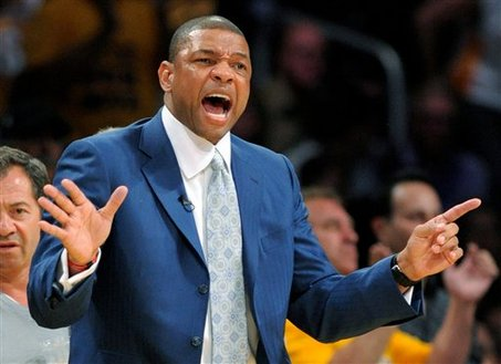 Doc Rivers, head coach dei Clippers