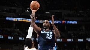 Charlotte Bobcats v Denver Nuggets