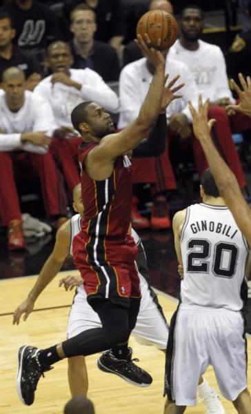 Wade game 1