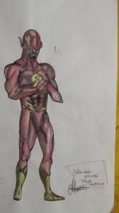 John Wall-Barry Allen
