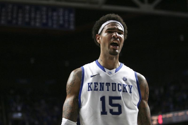 Willie Cauley-Stein, centro ex Kentucky Wildcats scelto dai Sacramento Kings
