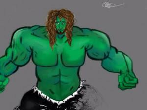 Noah-Hulk digitale