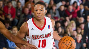 Frazier in forze ai Red Claws
