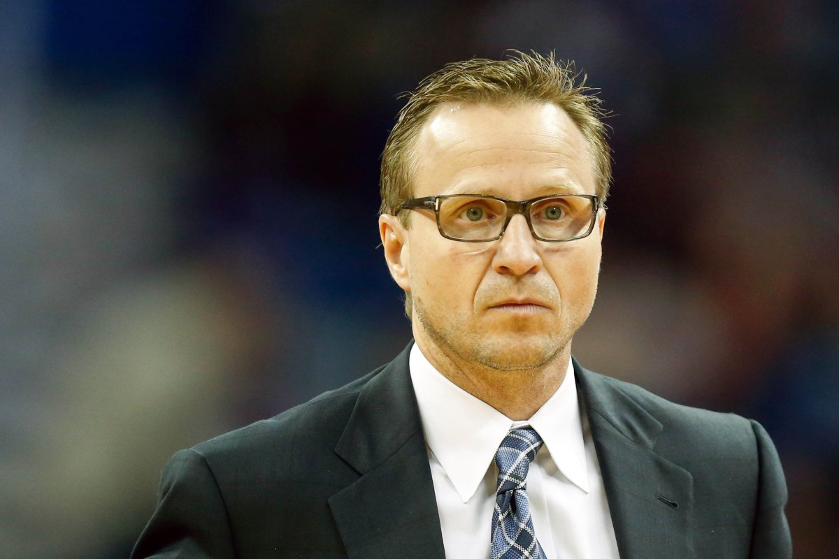 Scott Brooks, ex head coach degli Oklahoma City Thunder