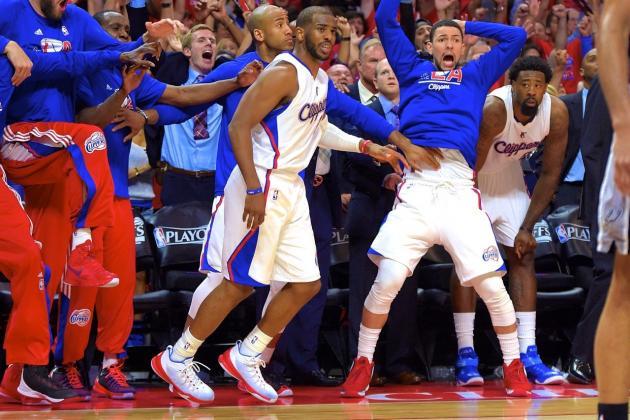 Chris Paul trascina i suoi alle Semi-Finals, grazie al tiro sullo scadere che consegna la vittoria ai Clippers