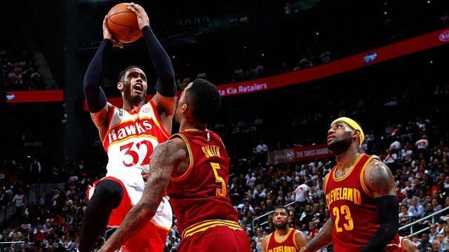 Pentra e scarica di Cleveland contro il gioco corale degli Hawks: chi avrà la meglio?