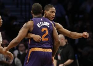 Eric Bledsoe e Brandon Knight riusciranno a portare in alto i Suns?