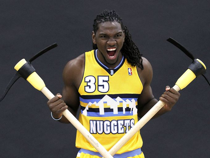 Nuggets-Faried