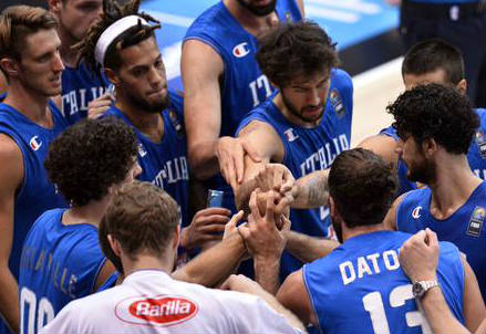Sull'unità del gruppo e sulla fame di vittorie, l'Italia punta molto