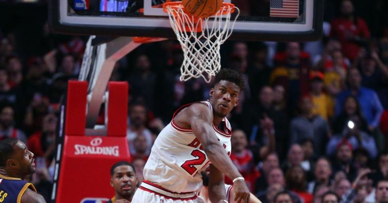 Jimmy Butler leader dei Chicago Bulls