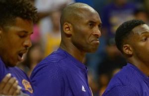 Kobe ha sempre mostrato la sua insaziabile voglia di vincere.