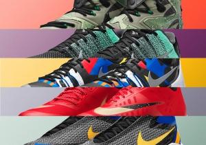 Ecco le cinque scarpe presentate da Nike
