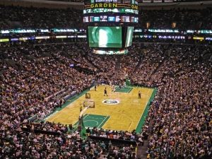 Boston Celtics, il TD Garden