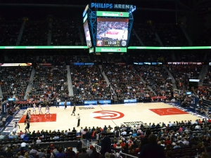 Philips Arena Atlanta Hawks
