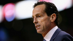 Kenny Atkinson, head coach dei Brooklyn Nets.