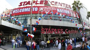 Staples Center, Los Angeles, California: la casa dei Los Angeles Clippers