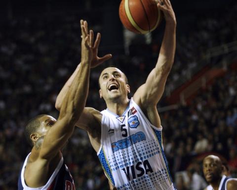 Manu Ginobili Argentina