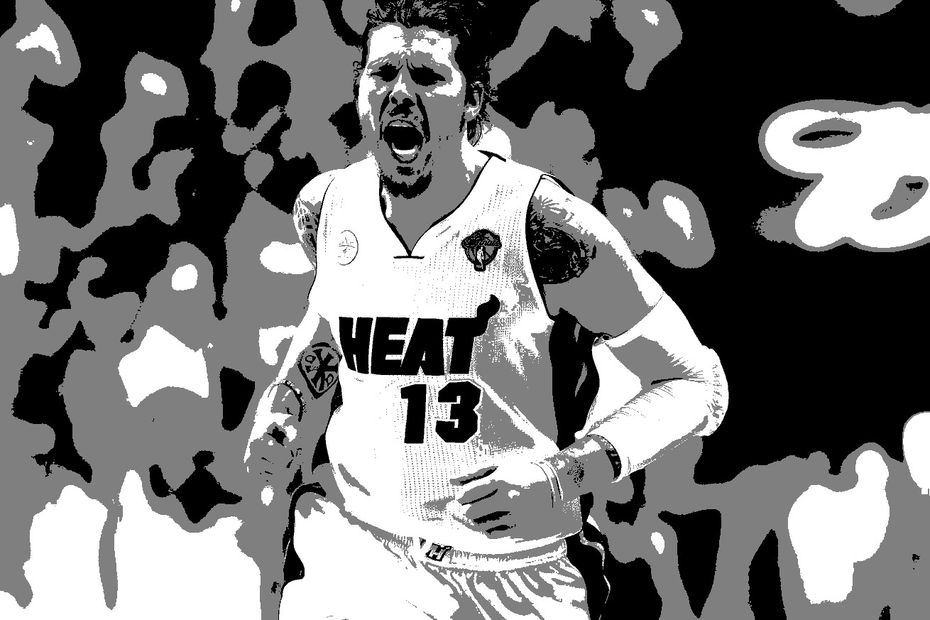 Mike Miller Miami Heat