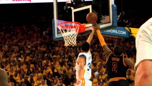 KYRIE IRVING STOPPA STEPH CURRY