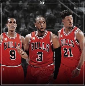 Butler, Rondo e Wade