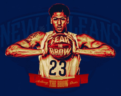 Anthony Davis Fonte Batmattz - Copia