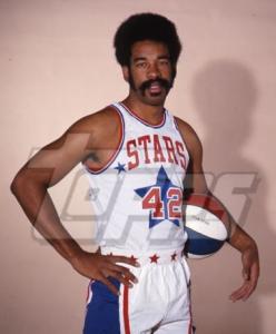 Willie Wise, uno dei principali artefici del titolo degli Utah Stars