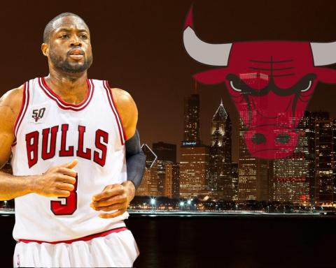 Dwyane Wade ai Chicago Bulls