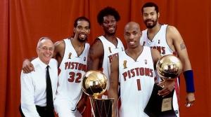 Finals 2004: i Pistons di Larry Brown sono campioni NBA