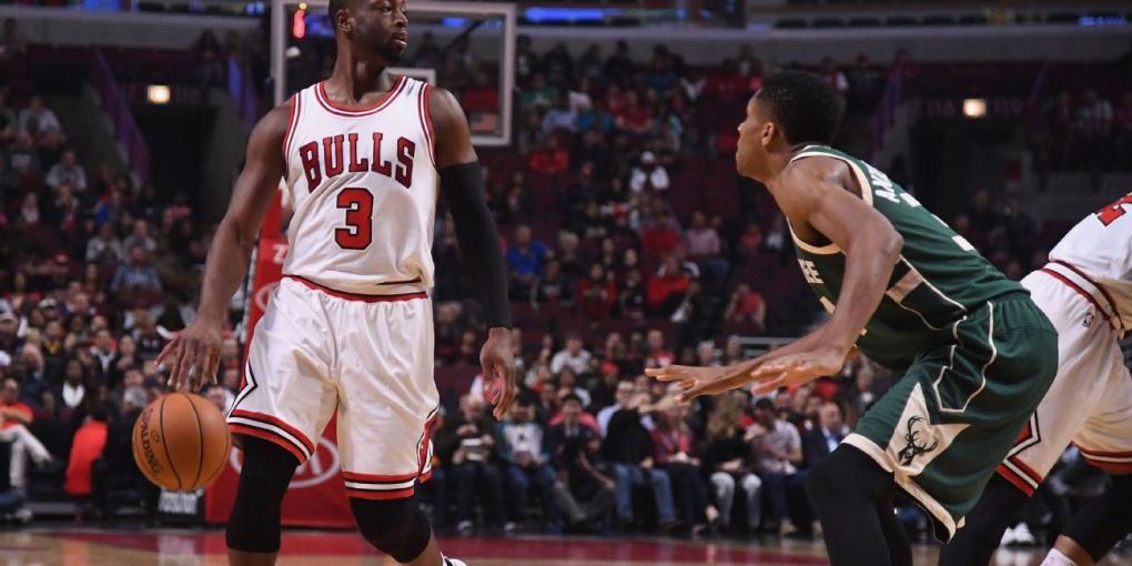 Wade Chicago Bulls