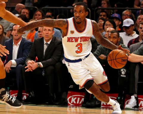 Brandon Jennings New York Knicks