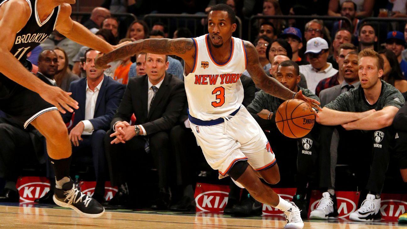 Brandon Jennings New York Knicks
