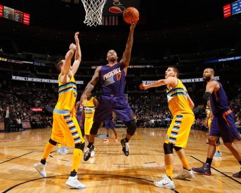 Danilo Gallinari contro i Phoenix Suns