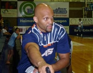 Joe Bunn in una foto recente