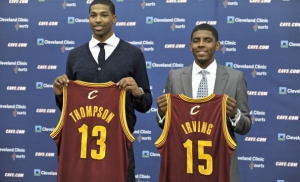 Cleveland Cavaliers 2011 Draft Press Conference