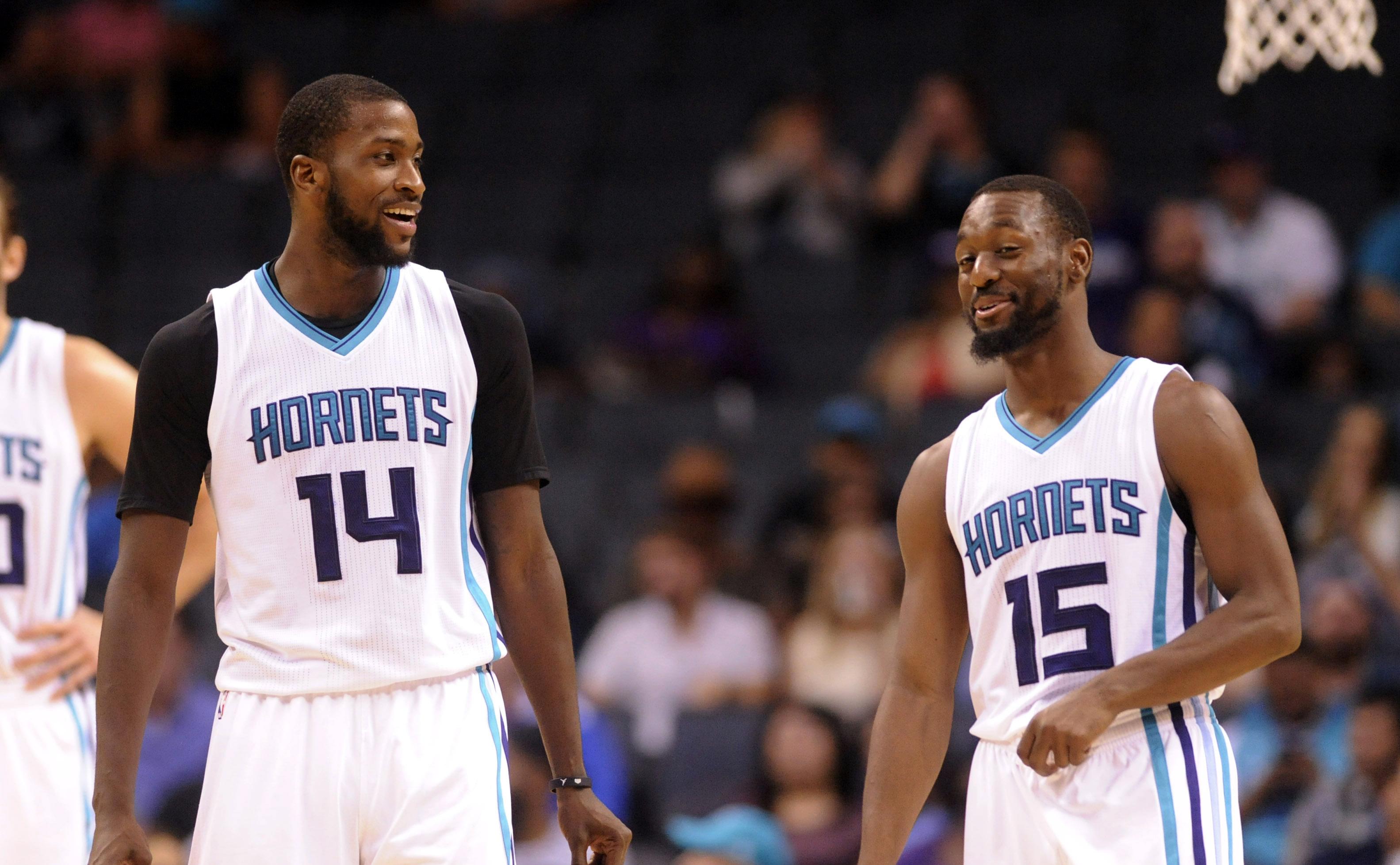 Hornets-Knicks Kemba Walker