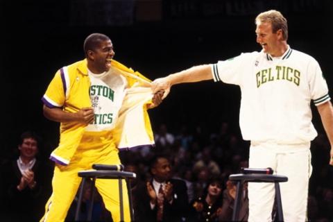 ESPN: Lakers vs Celtics