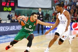 Efes-CSKA: Shane Larkin potrebbe essere l'MVP della Final Four?