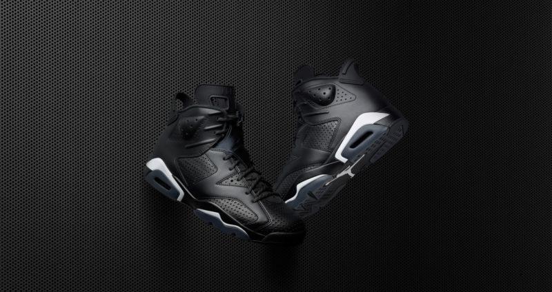 Air Jordan VI Black