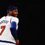 Melo-Carmelo Anthony Knicks