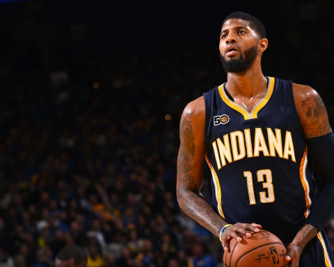 Paul George Fonte Getty