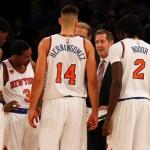 I New York Knicks stagione 2016-2017