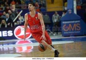 CSKA-Real sarà una serie ricca di talento e De Colo è uno dei maggiori esponenti