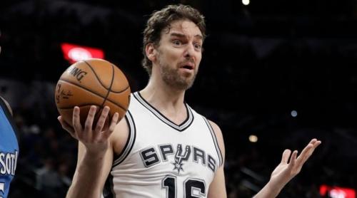 San Antonio Spurs, Pau Gasol