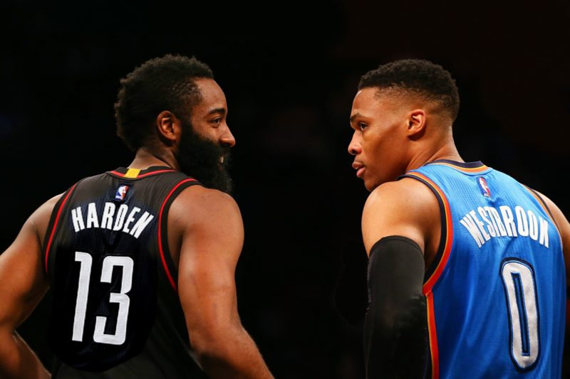 Harden vs Westbrook