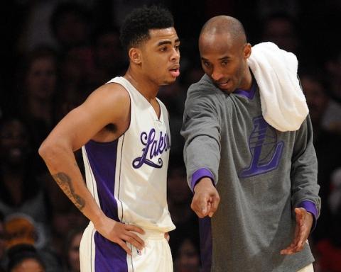 Kobe e Russell