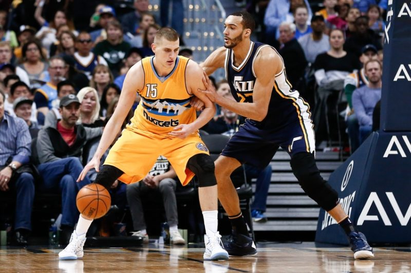 NBA Awards-Rudy Gobert-Nikola Jokic