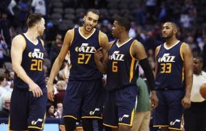 Gli Utah Jazz versione 2016-2017