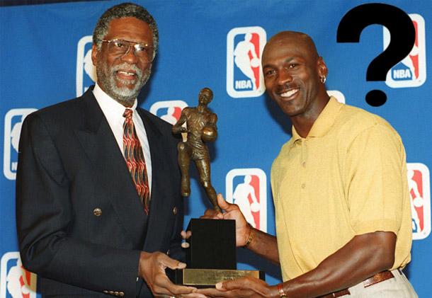 Jordan e Russell