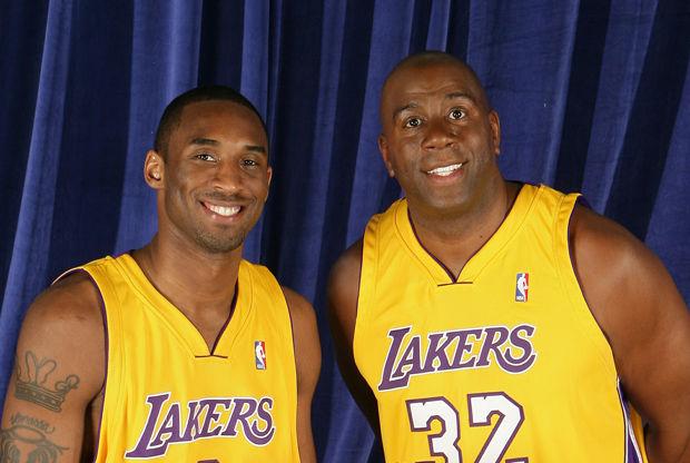Migliori 10 giocatori Lakers