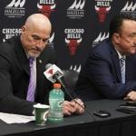 Paxson e Forman, Chicago Bulls
